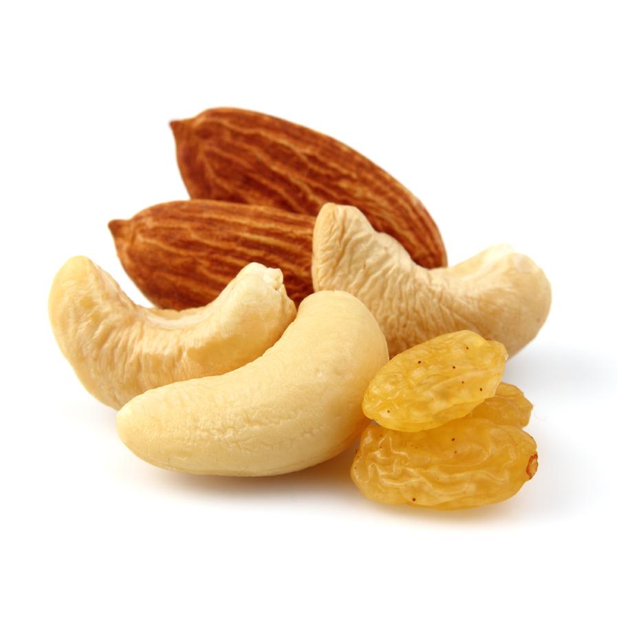 frutta secca per snack da macchinette e distributori