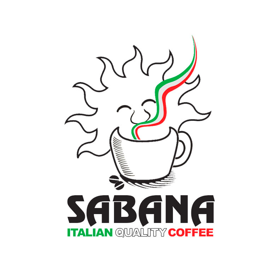 Logo sabana Italian Quality coffee