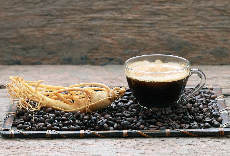 Il caffè al ginseng - Distributori Automatici Carma